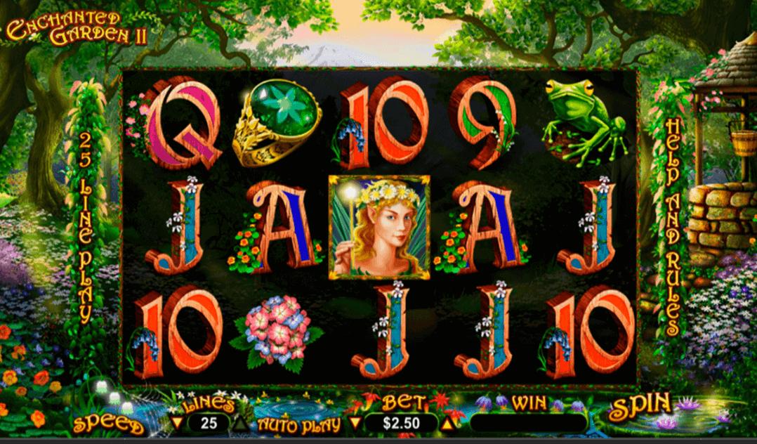 Enchanted Gardens Game