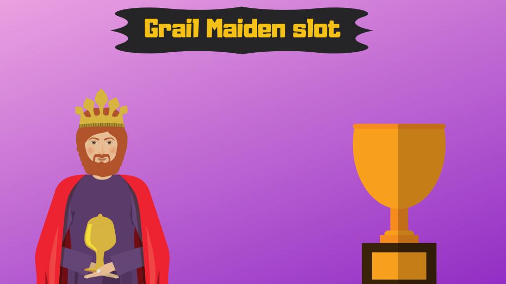 Grail Maiden slot
