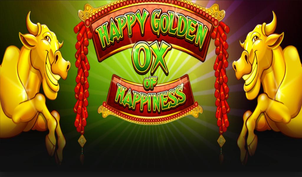 Happy Golden Ox Of Happiness slot