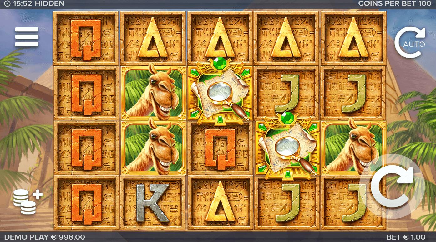 Hidden Slot Machine Review
