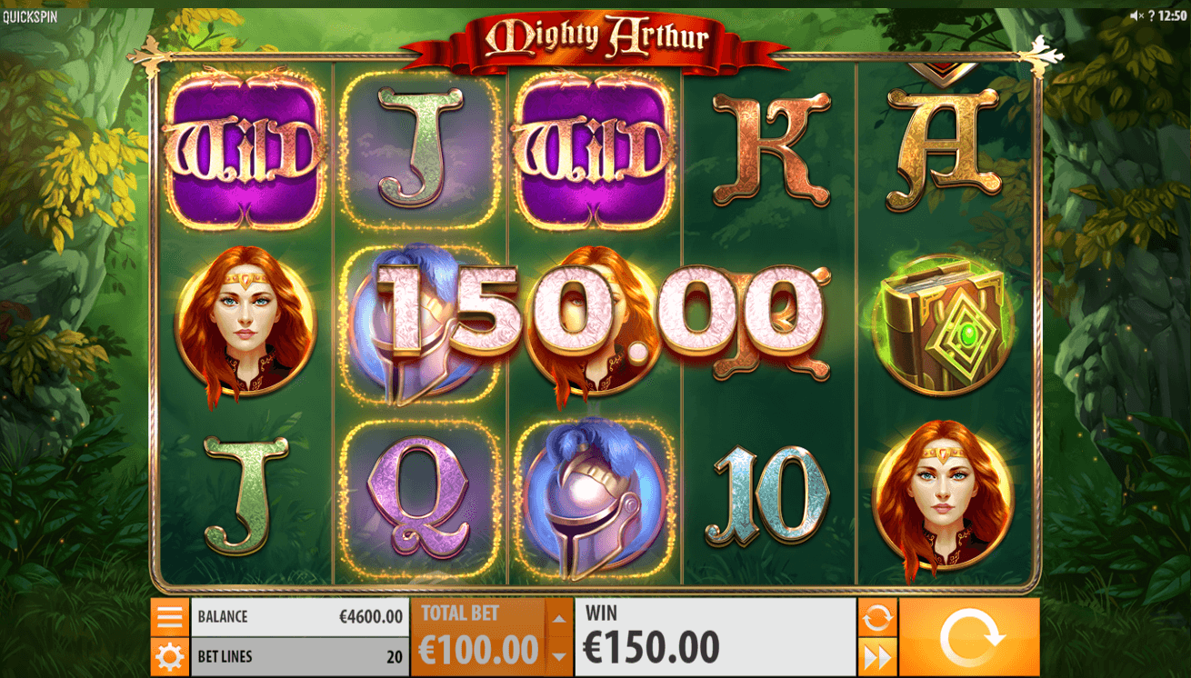 Spiele Mighty Arthur - Video Slots Online