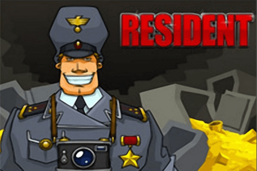 Resident Slot