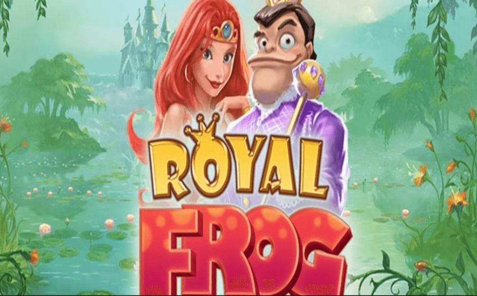 Royal Frog Slot Machine