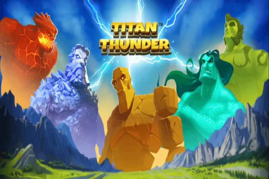 Titan Thunderkick slot