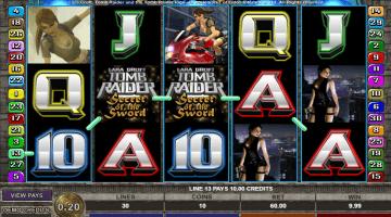 Spiele Tomb Raider - Video Slots Online