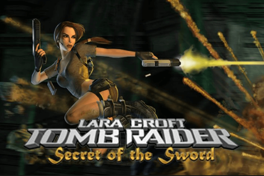 Tomb Raider - Secret Of The Sword slot