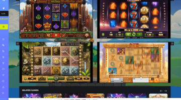 West Casino Multi Game
