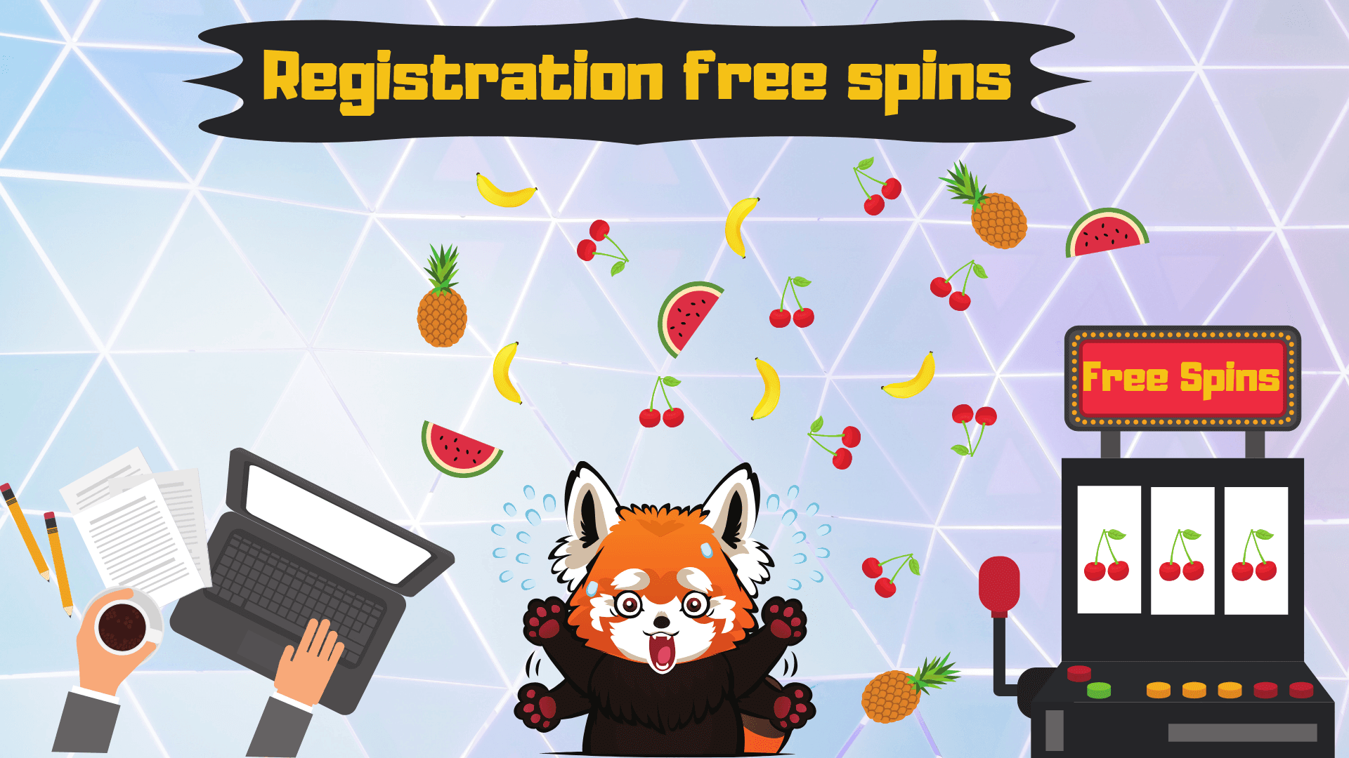 Registration Free Spins