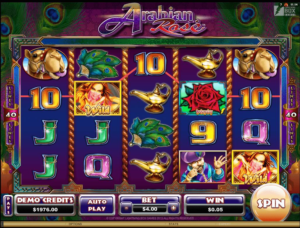 Spiele Arabian Spins - Video Slots Online