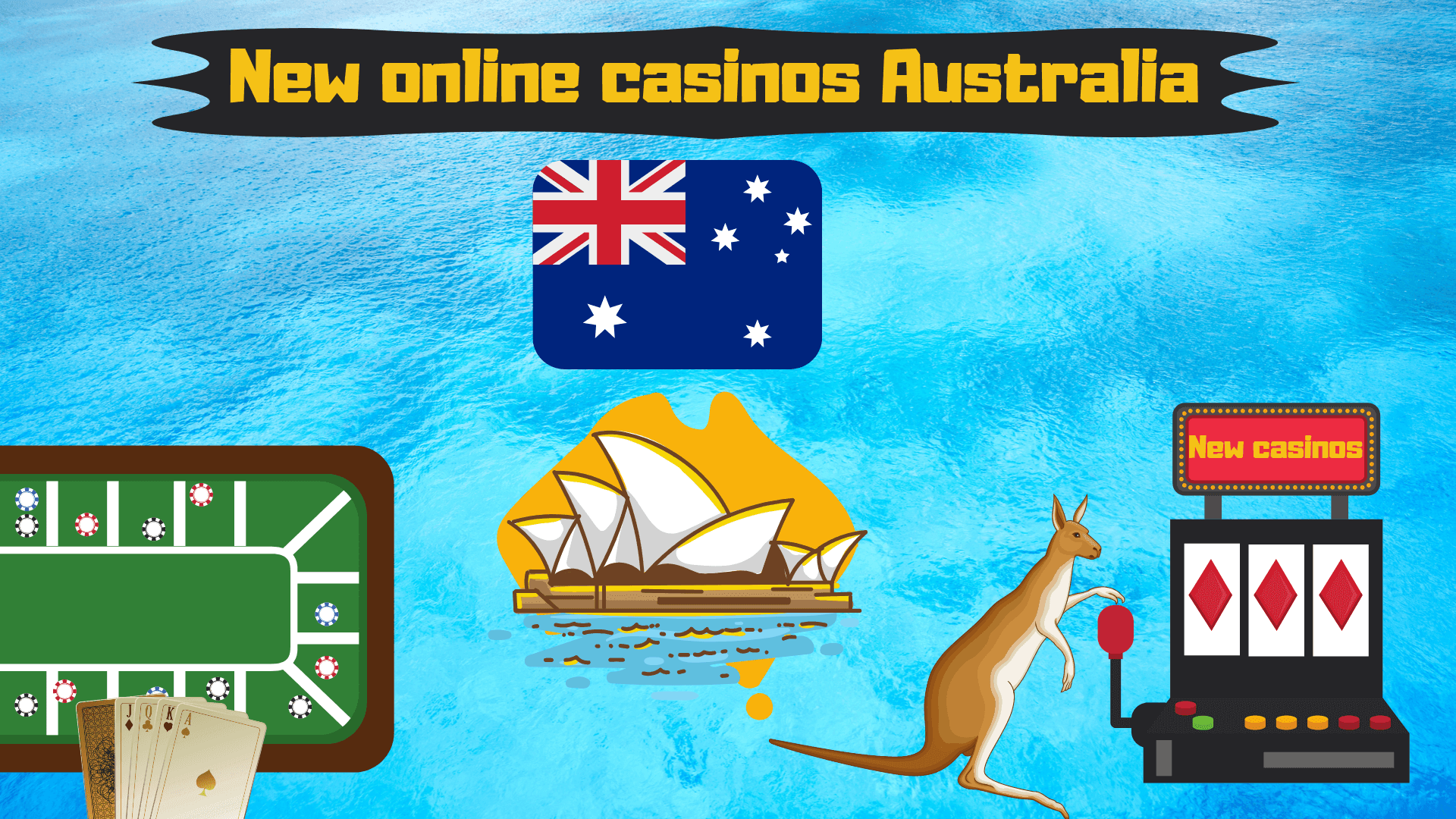 New Online Casinos Australia