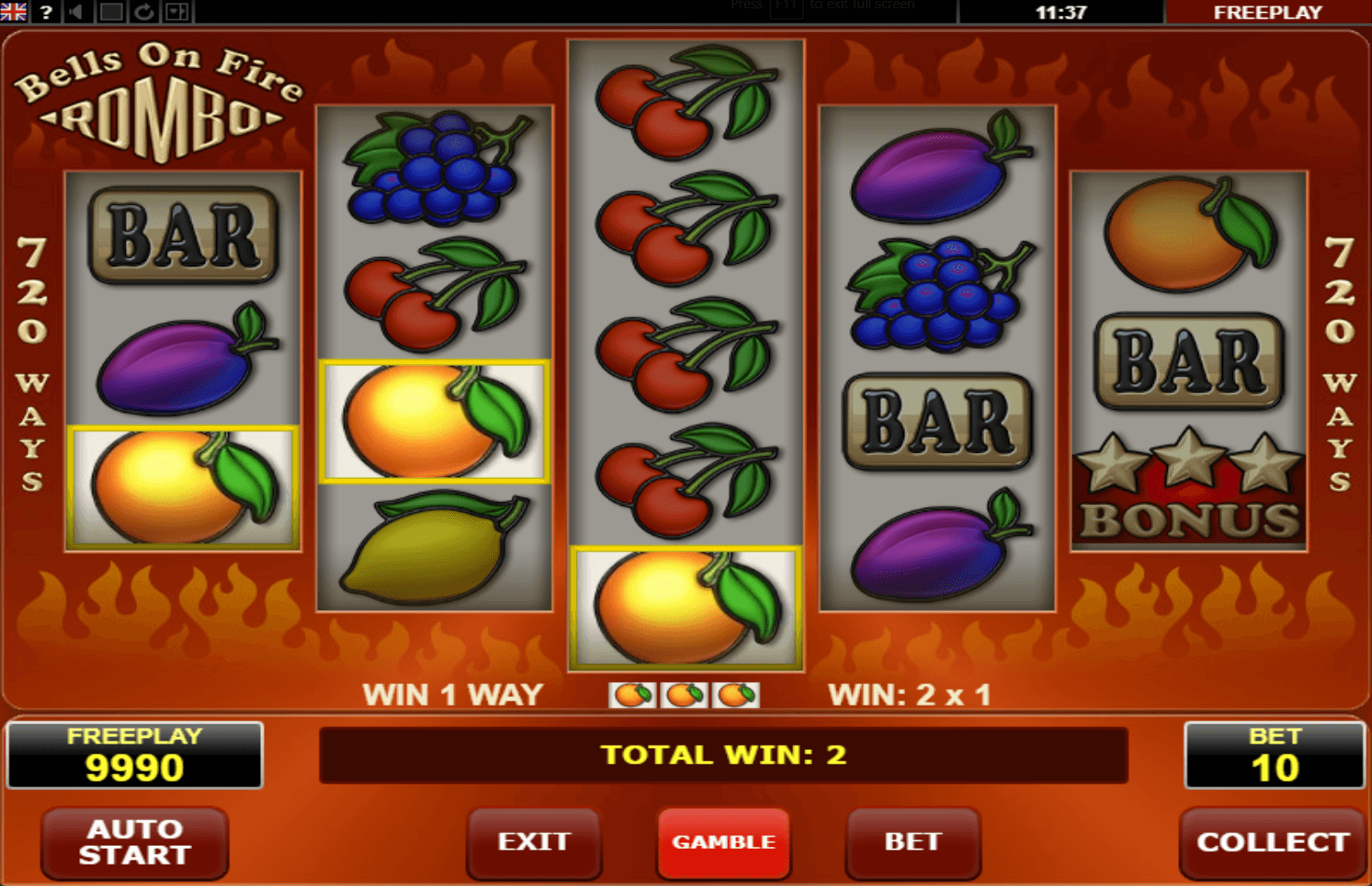 Spiele Bells On Fire - Video Slots Online