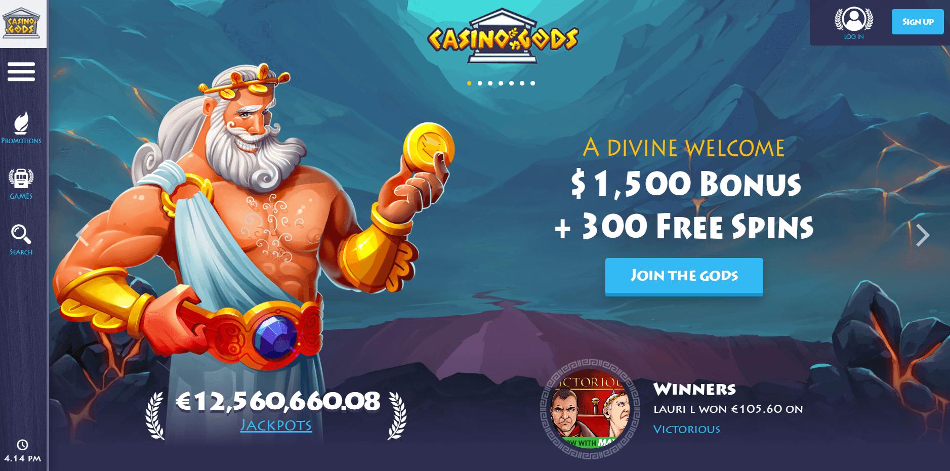 God And Gambling