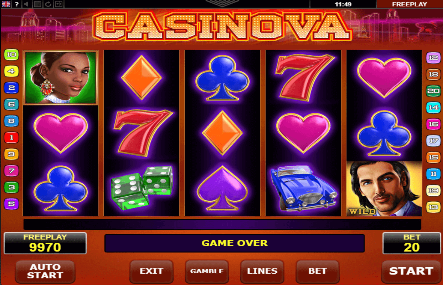 Play At Online Casinos - About Online Casino Bonuses