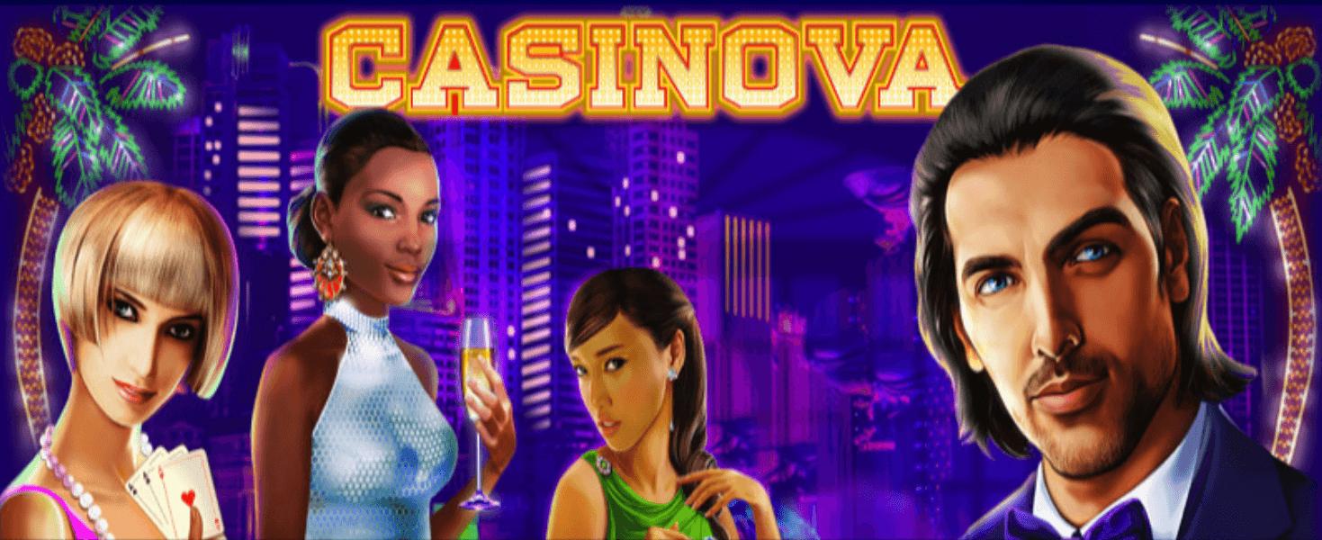 Casinova slot