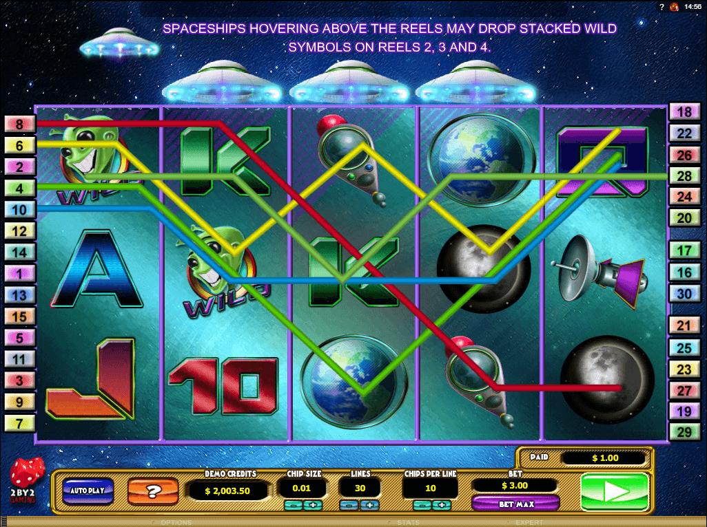 Cosmic Fortune Slot Machine