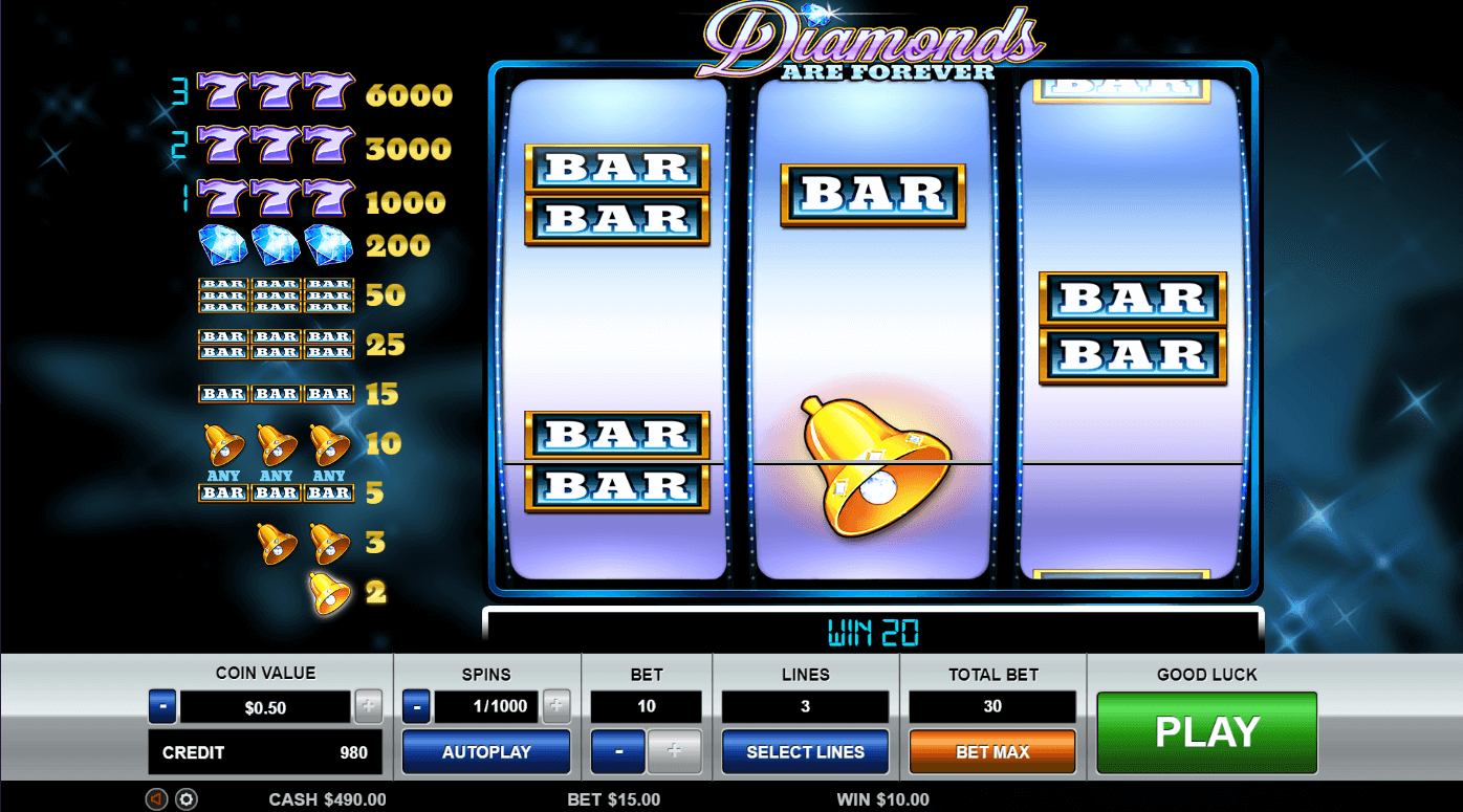 Spiele Falling Diamonds - Video Slots Online