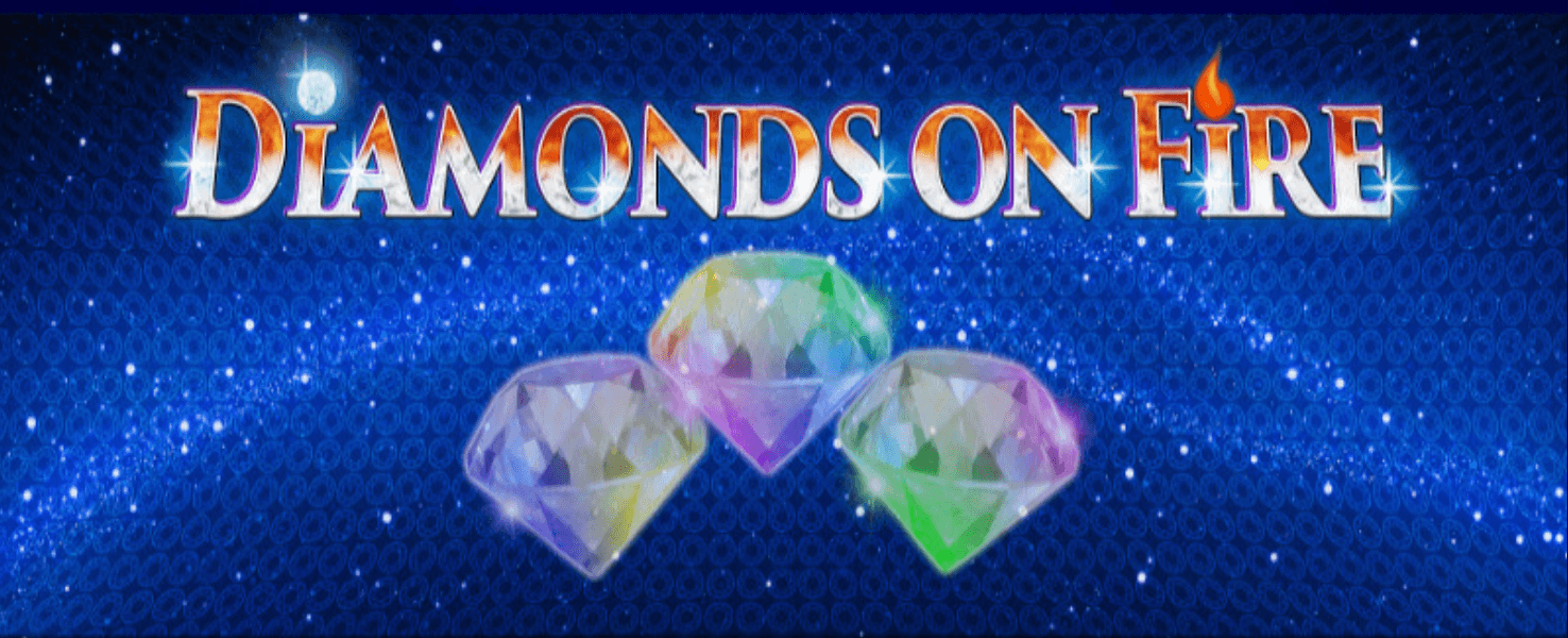 Diamonds On Fire slot