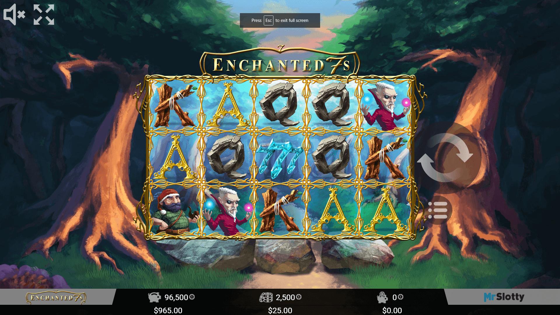 Enchanted Slots
