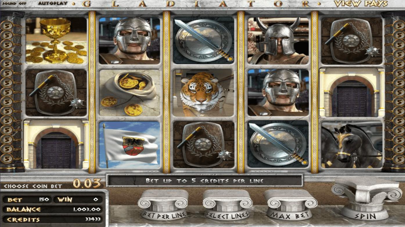 Gladiator Free Slots