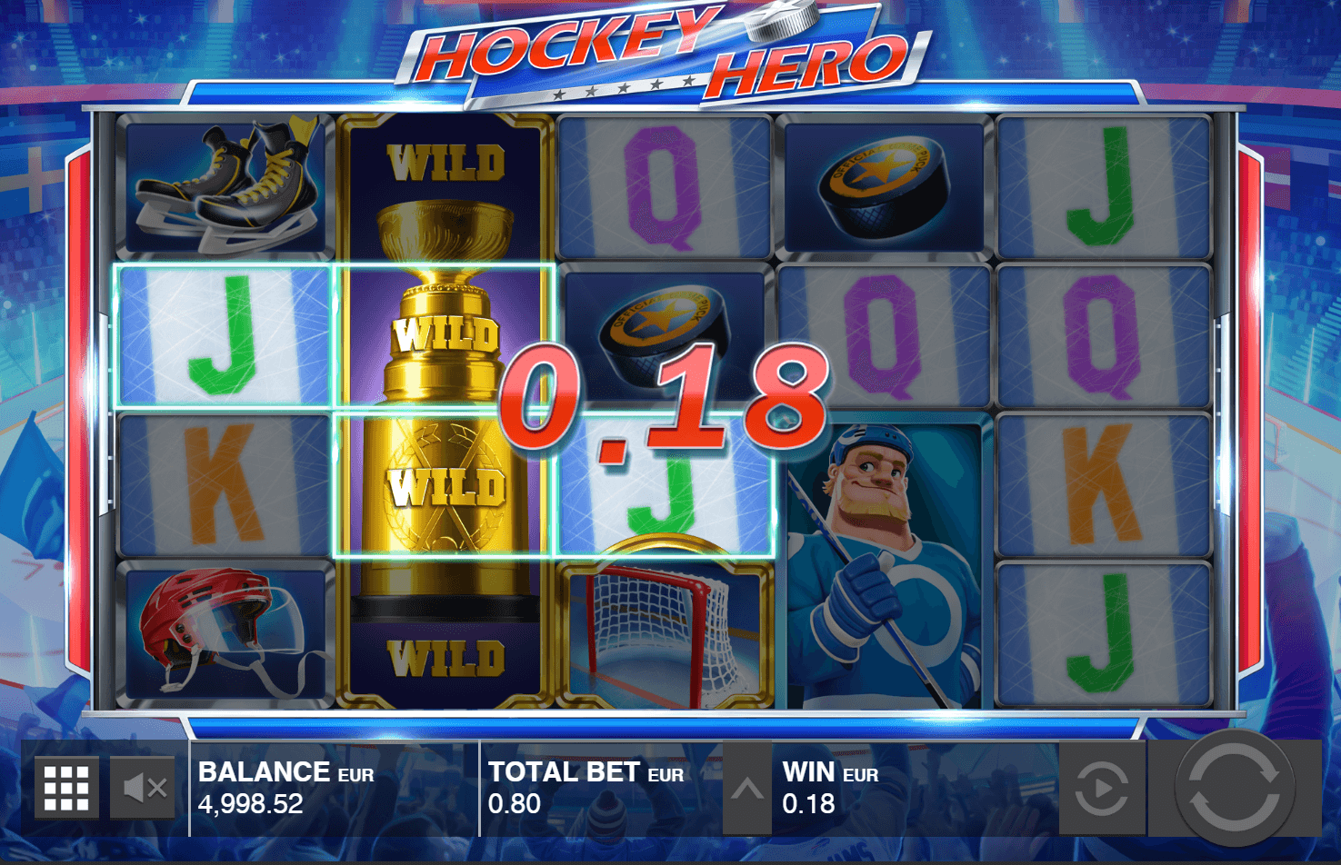 Spiele Hockey Hero - Video Slots Online