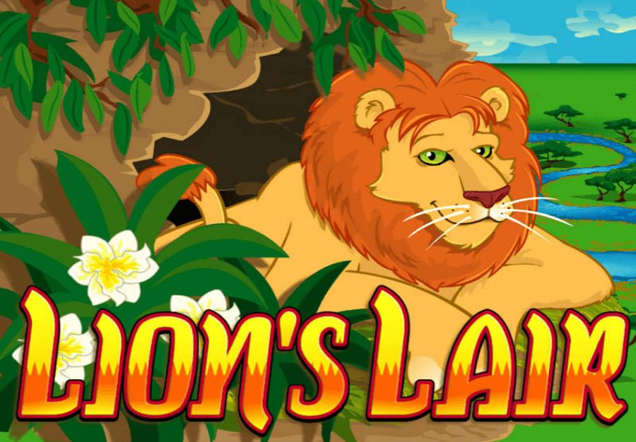 Lion's Lair slot