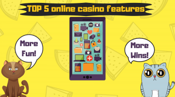 Top 5 Innovative Casino Game Features