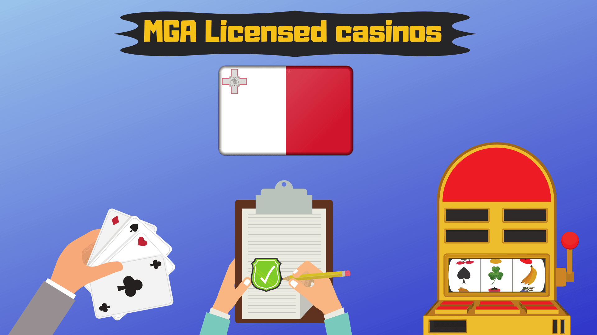 Mga Licensed Casinos