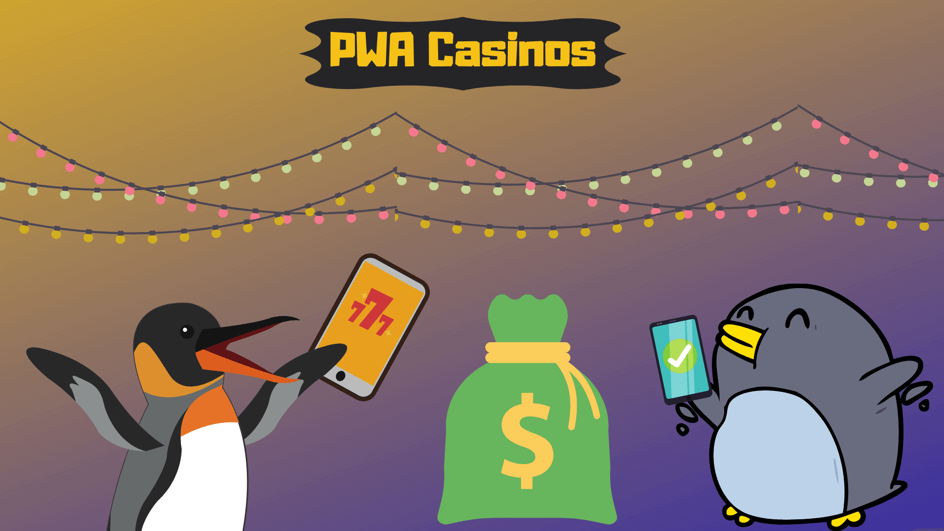 Pwa Casinos