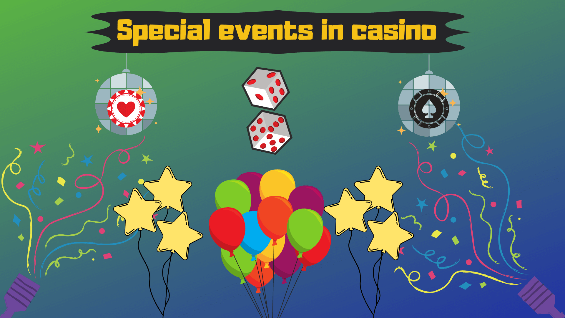 Special Events In Casino