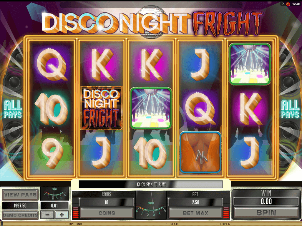 Spiele Disco Night - Video Slots Online