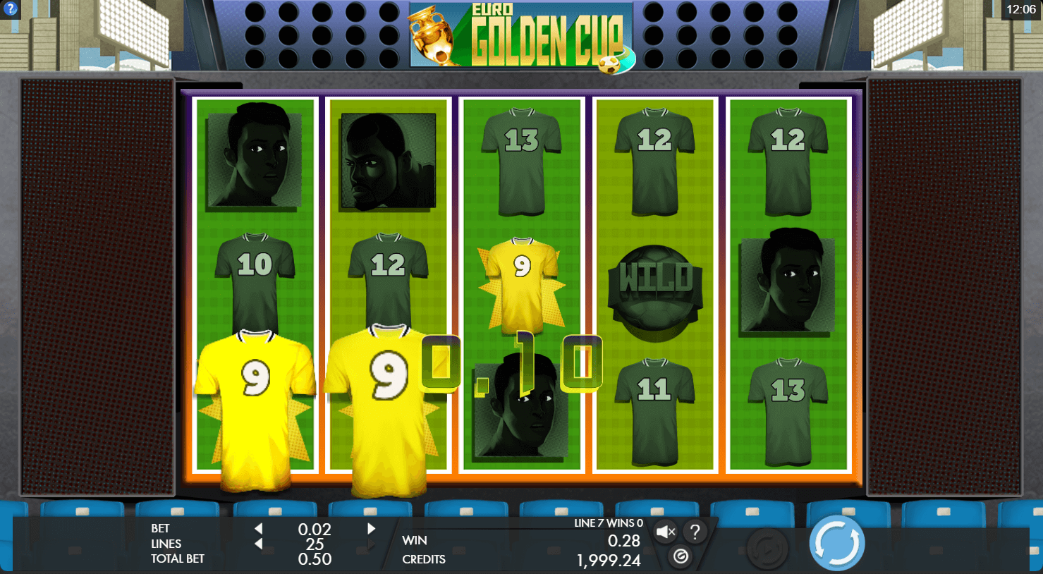 Play the Gold Trophy Slots Here for Free