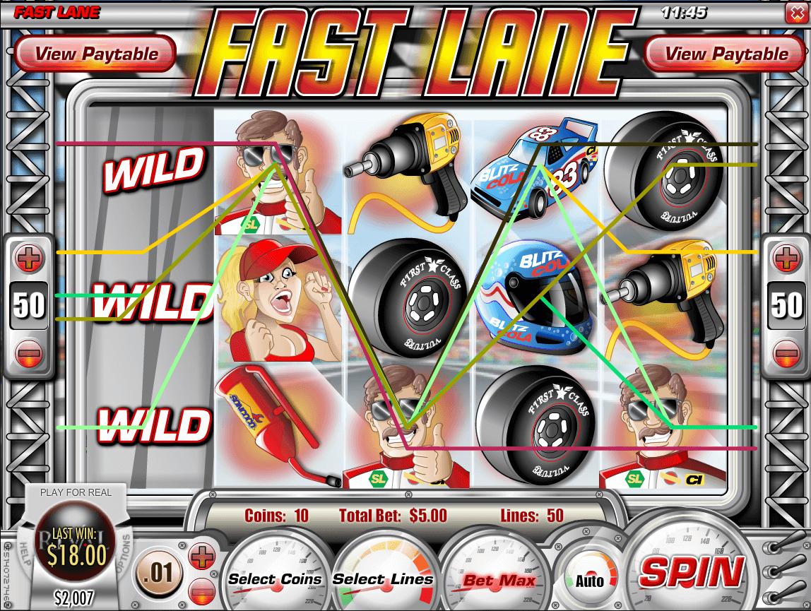 Spiele Fast Lane - Video Slots Online