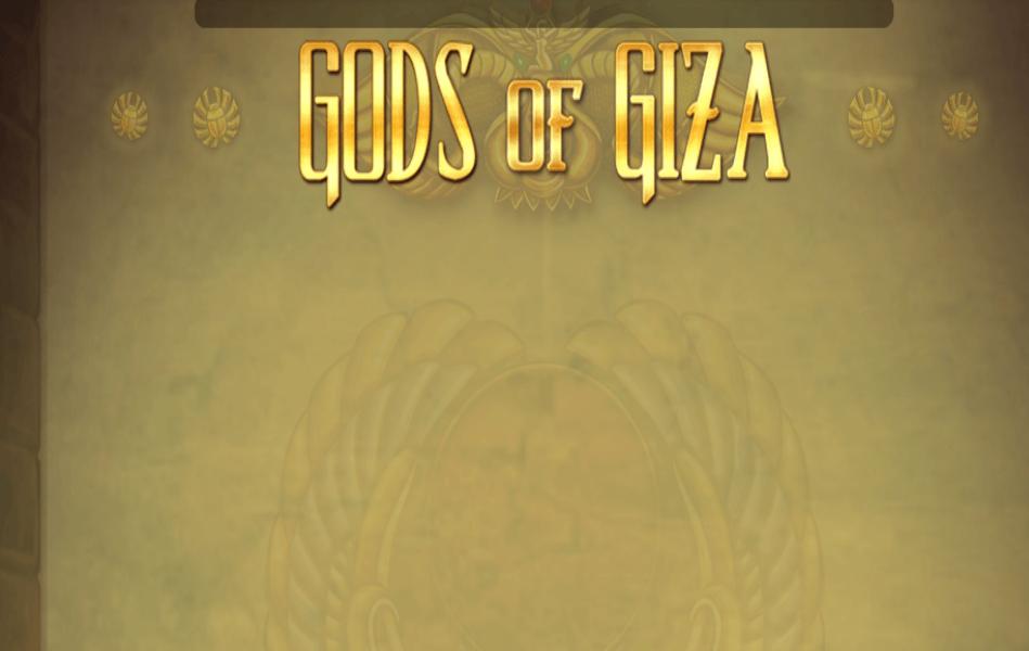 Gods Of Giza slot