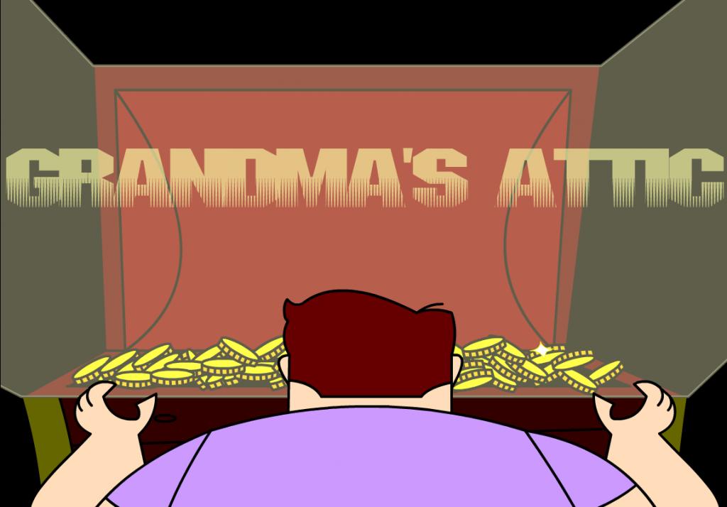 Grandma's Attic Slot