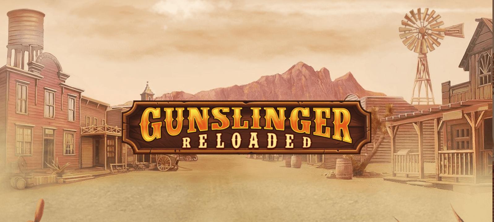 Gunslinger: Reloaded slot