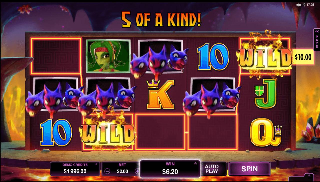 Hot As Hades Slot Machine