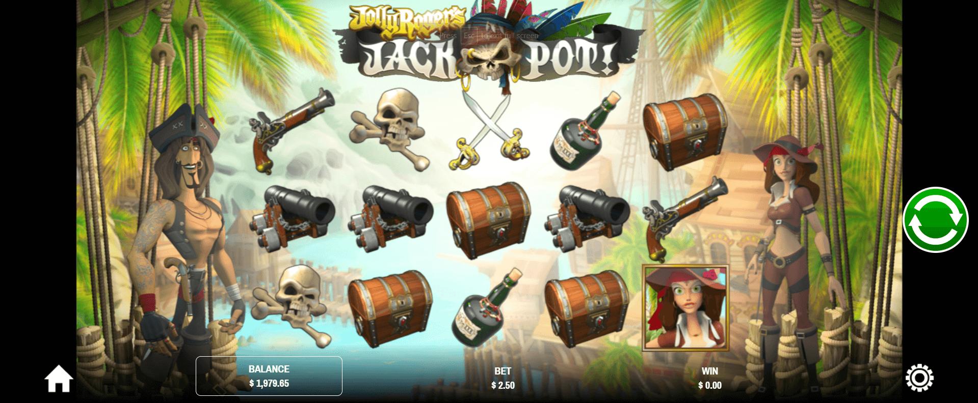 Spiele Jolly RogerS Jackpot - Video Slots Online