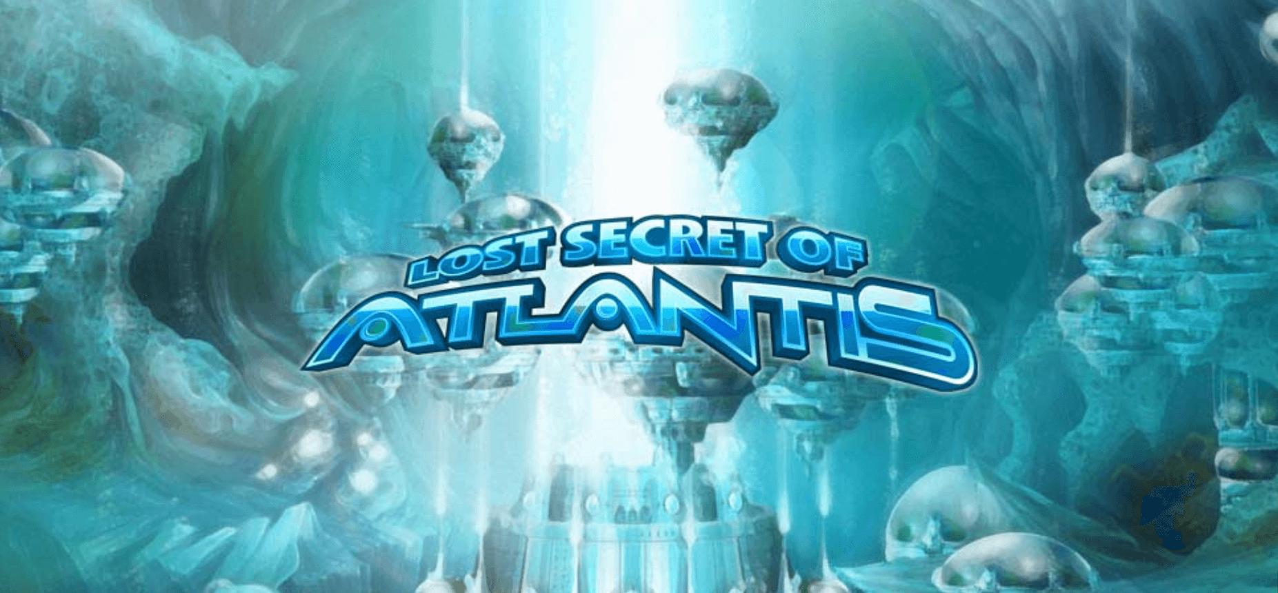 Lost Secret Of Atlantis slot