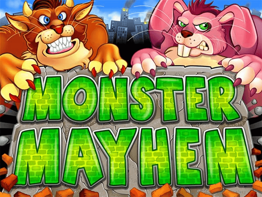 Monster Mayhem slot