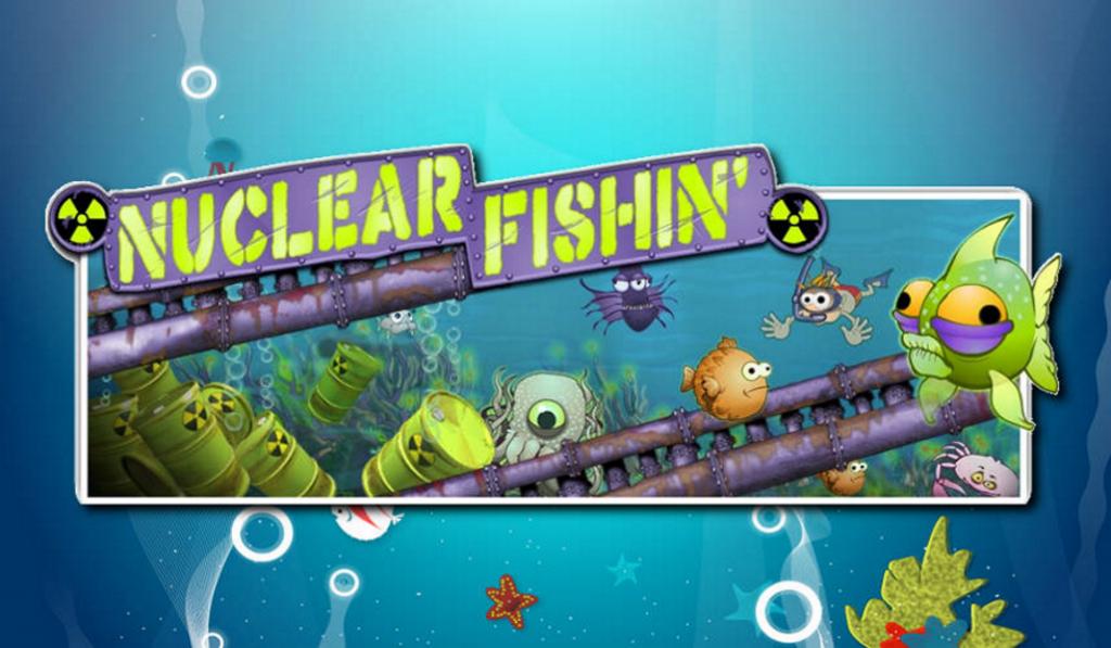 Nuclear Fishin' slot