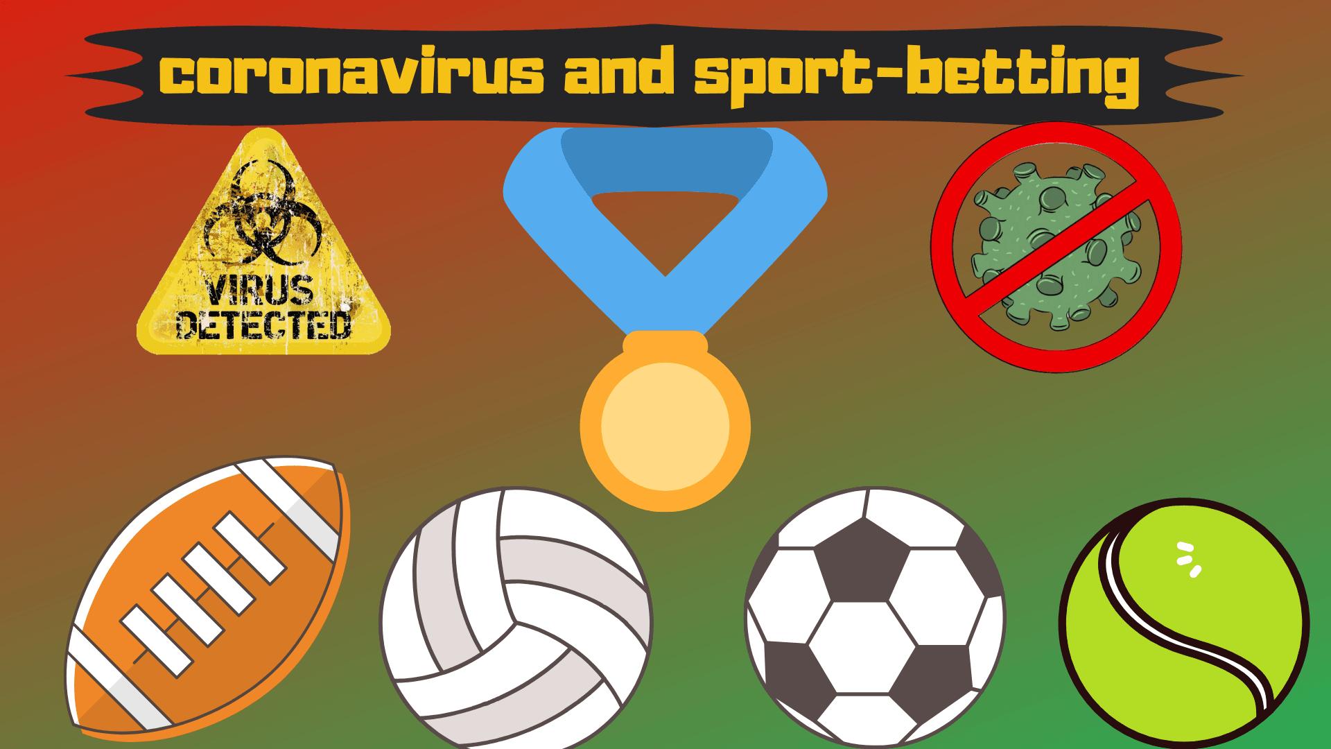 Coronavirus dan taruhan olahraga