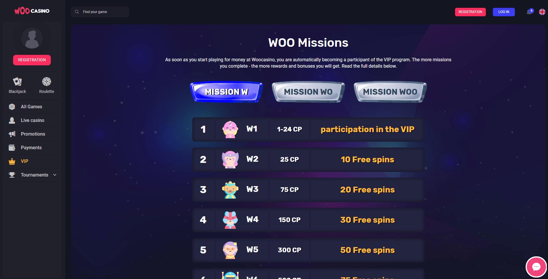 Wsop official site