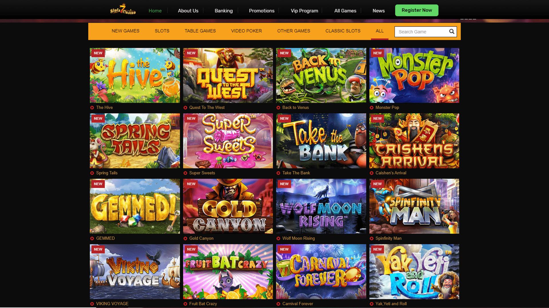 Slots.Lv Casino Bonus Codes 2021