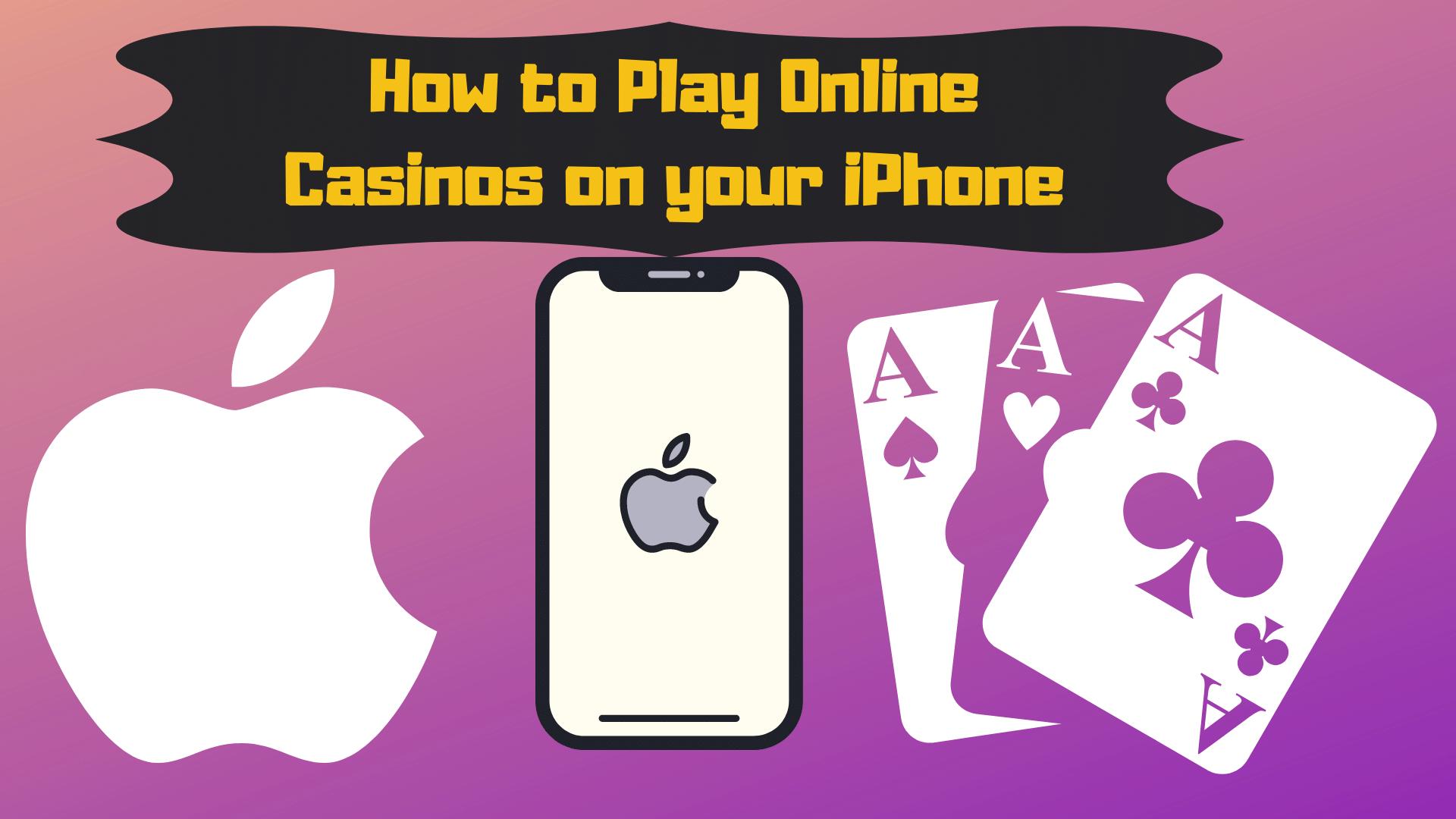 Cara Bermain Kasino Online Di Iphone Anda